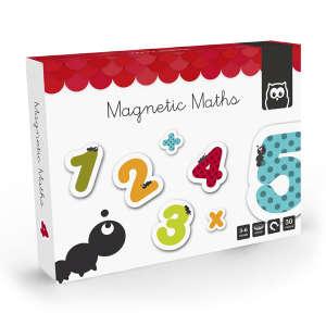 Mágneses szám készlet - 40 db. 30496903