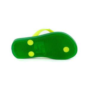 Ipanema Junior Fiú Papucs #zöld-neon 30496959