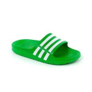 Adidas Duramo K fiú Papucs #zöld-fehér 30500729