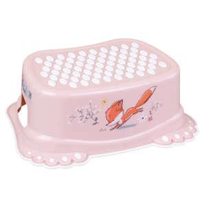 Tega Baby Fellépő - Erdő #rózsaszín-fehér 30497543 Fellépő