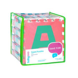 Babyono Szivacspuzzle szőnyeg 26db betűk 30497585 Szivacs puzzle