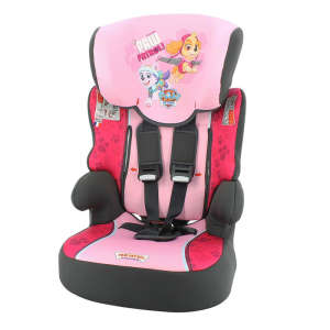 Nania Disney Beline Biztonsági Autósülés 9-36kg - Mancs őrjárat #rózsaszín 30497637