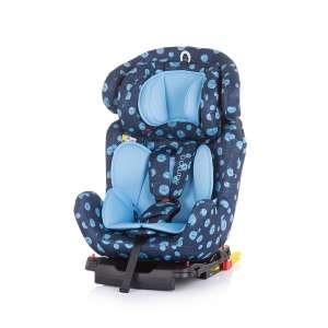 Chipolino Campo Autósülés 0-36kg - Pöttyös #kék 2019 31307905 Gyerekülés