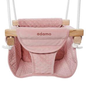 Adamo Junior Hinta #rózsaszín 30499645 Beltéri hinta, hintaágy, babahinta