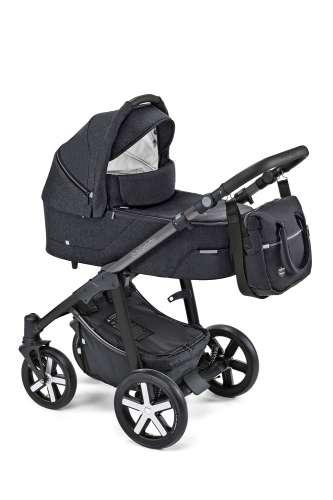 Baby Design Husky 2in1 multifunkciós Babakocsi + téli szett  fekete 2019 e07ff46d89