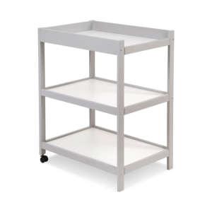 Klups Pelenkázó asztal #szürke 31308069 Pelenkázó asztal