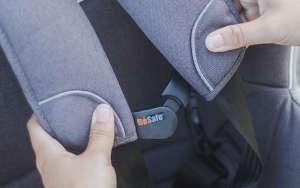 BeSafe övrögzítő csat #fekete 30500472