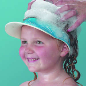 Clippasafe hajmosó Karika #kék 30501052 Hajmosó karika és kancsó