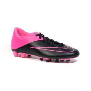 Nike Mercurial Vortex Fg Férfi Focicipő  fekete-rózsaszín 785fc6ec12
