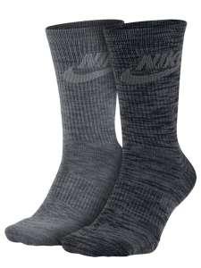 Nike Mens Sportswear Advance Crew Socks gyerek Zokni #szürke 30661650 Nike Gyerek zokni, térdtappancs