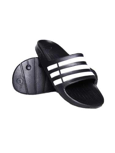 a33507b15bdd Adidas Performance Duramo Slide K Papucs #Fekete | Pepita.hu