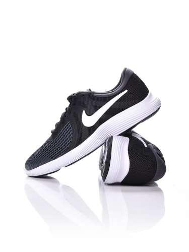 Nike Revolution 4 (GS) Black Black | Footshop
