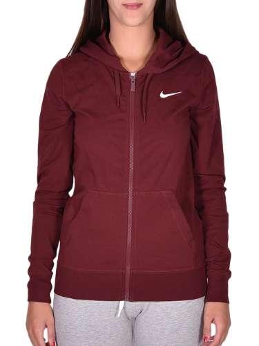 Nike W HOODIE FZ JRSY