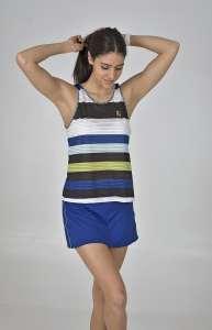 Nike NKCT DRY TANK PR MB NT 30693238 Női teniszruha