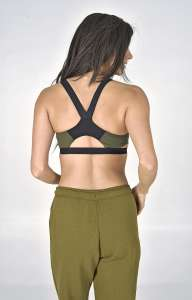 Nike CLASSIC ADJUST BRA 30675045 Női fehérnemű