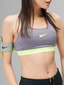 Nike CLASSIC STRAPPY BRA 30661755 Női fehérnemű