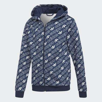 Adidas ORIGINALS J TRF M HOODIE