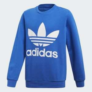 16435dab02 Adidas ORIGINALS J TRF CREW 30652697 Gyerek pulóver, kardigán