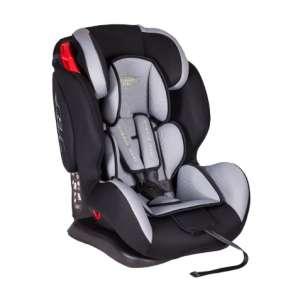 Summer Baby Malaga biztonsági Gyerekülés 9-36kg #fekete-szürke 30972977 Gyerekülés