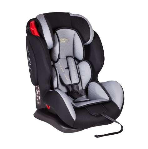Summer Baby Malaga biztonsági Gyerekülés 9-36kg #fekete-szürke 30972977