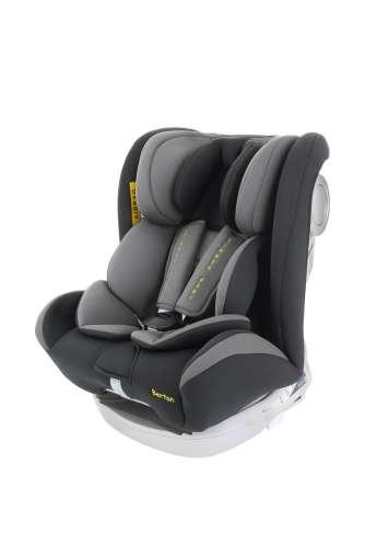 Summer Baby Berton SPS ISOFIX Gyerekülés 0-36kg #fekete-szürke 30623851