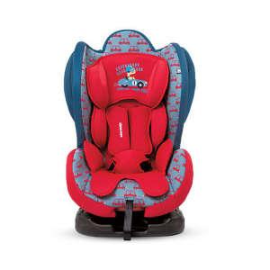 Kikka Boo Bon Voyage biztonsági Gyerekülés 0-25kg - Autó #piros