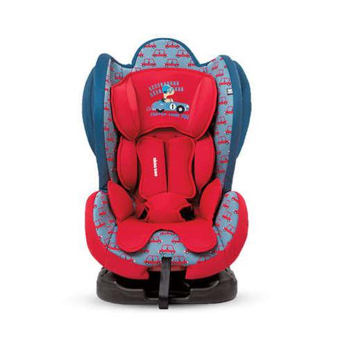 Kikka Boo Bon Voyage biztonsági Gyerekülés 0-25kg - Autó #piros 30630201
