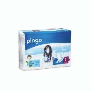 Pingo ökológiai eldobható pelenka Újszülött 1, 2-5 kg, 27 db 30631558 -6kg;-9kg Pelenka