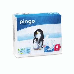 Pingo ökológiai eldobható pelenka Maxi 4, 7-18 kg, 40 db 30631569