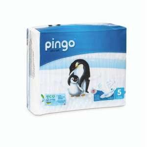Pingo ökológiai eldobható Pelenka Junior 11-25kg (36db) 30631570 -25kg Pelenka