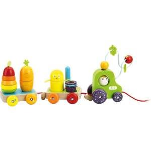 Multi húzós játék - traktor 30631589 Fejlesztő játék bölcsiseknek