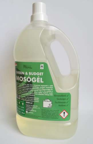 MM Green&Budget Mosógél 125ml