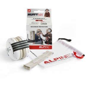 Alpine Muffy Baby Fültok csecsemőknek #fekete 31301524 Hallásvédő