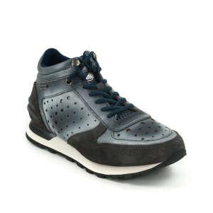 Bugatti női Bokacipő #szürke-fekete 30697842 Női utcai cipő