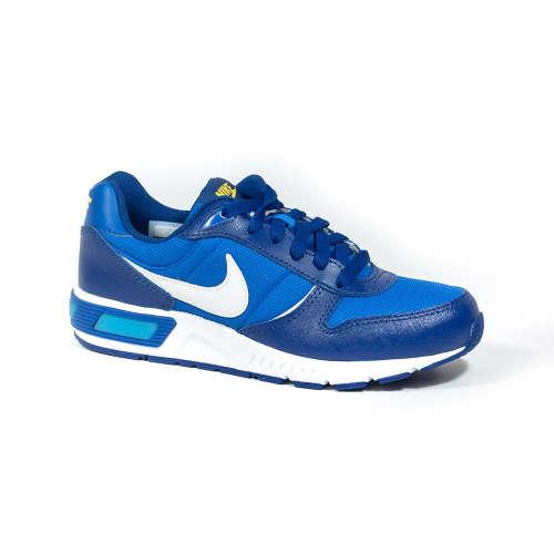 Nike Nightgazer Gs Junior fiú Sportcipő #kék