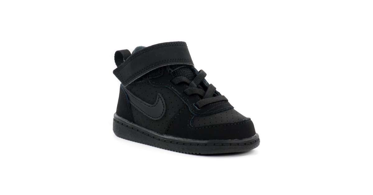 Nike Court Borough Mid Td Száras Cipő