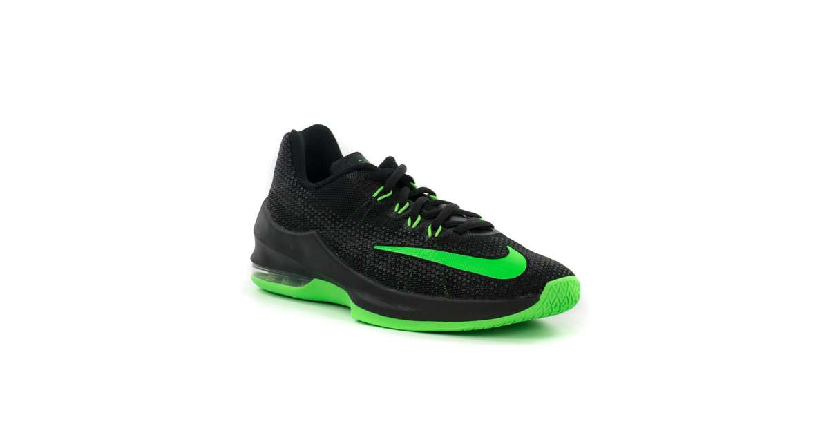 Nike Air Max Infuriate Gs fiú Sportcipő #fekete zöld | Pepita.hu