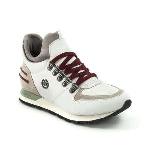 Bugatti női Bokacipő #fehér 30798993 Női utcai cipő