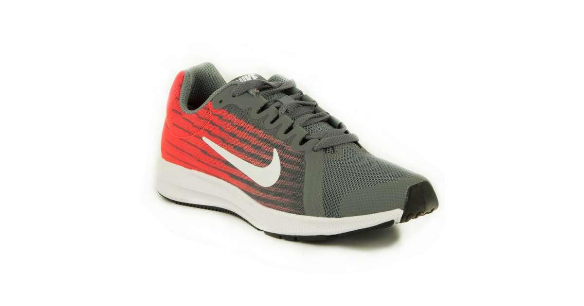 Nike Downshifter 8 Gs fiú Futócipő #szürke