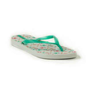 Ipanema Classic Temas női Papucs #fehér-zöld 31247392 Női papucs