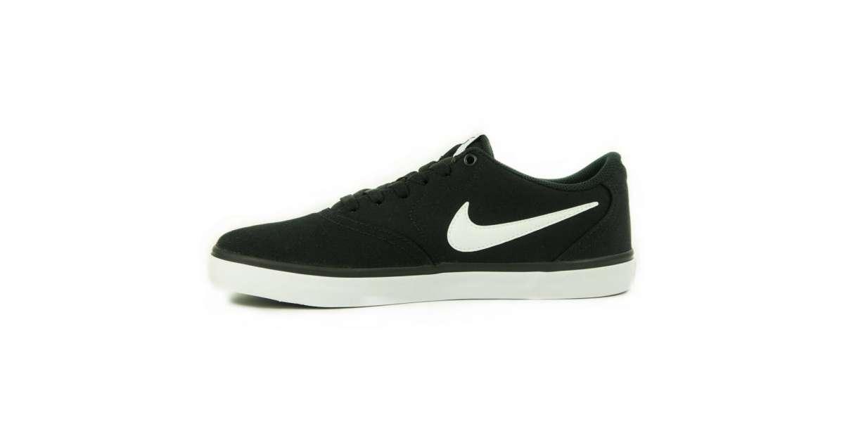 Nike SB Check Solar CWNS férfi Utcai cipő #fekete