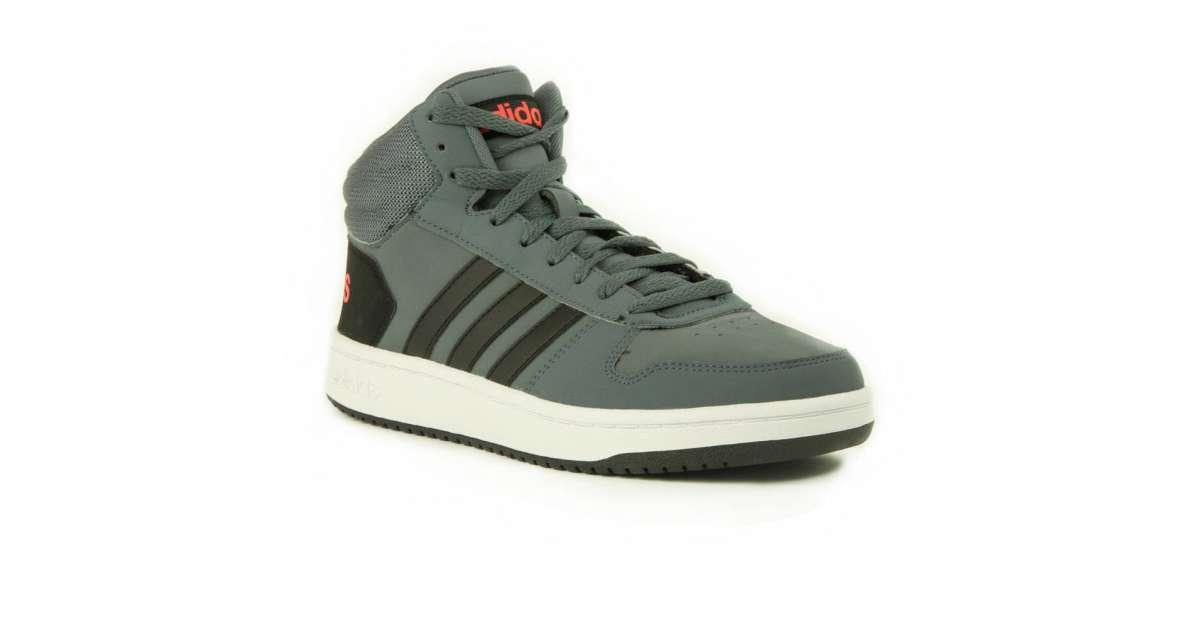 Adidas Hoops Mid cipő