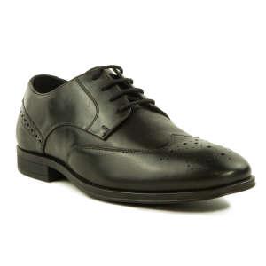 S.Oliver férfi Alkalmi cipő #fekete 30699150 S.Oliver Férfi alkalmi cipő