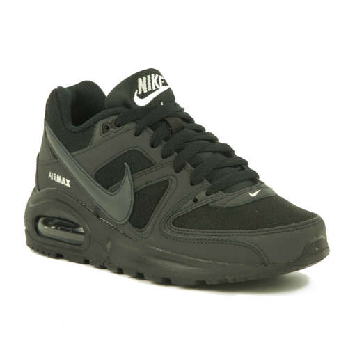 Nike Air Max Command Flex Gs gyerek Sportcipő #fekete