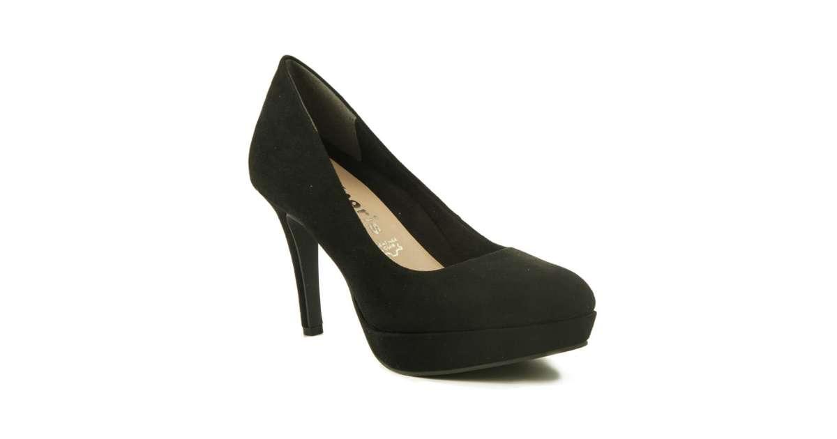 Tamaris női Alkalmi cipő #fekete   Pepita.hu