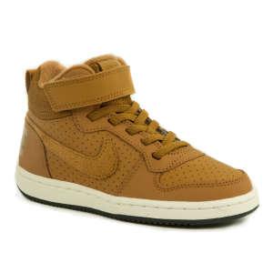 Nike Court Borough Mid Gyerek Száras Cipő 31245966