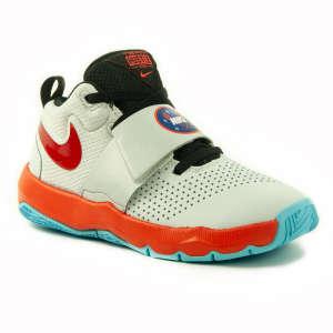 Nike Team Hustle D8 Sd Gs gyerek Sportcipő #fehér