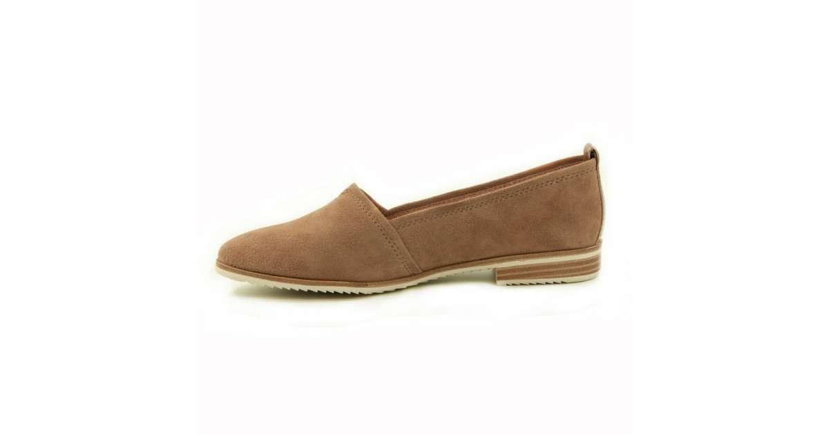 Tamaris női utcai cipő Tulajdonságai: Természetes bőr