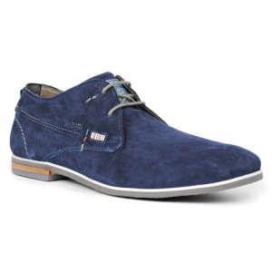 Bugatti férfi Utcai cipő #kék 30877336 Férfi alkalmi cipő