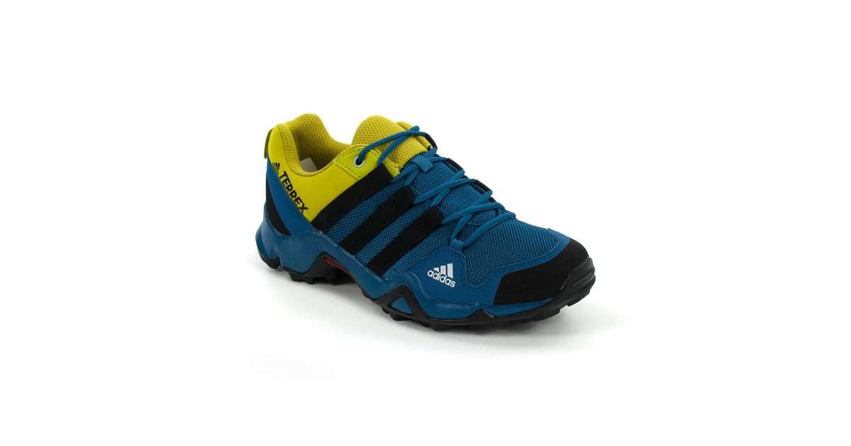 Adidas Terrex Ax2 R Cf K Junior fiú Terepfutó cipő #kék sárga   Pepita.hu